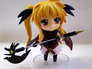 ねんどろいど フェイト・テスタロッサ The MOVIE 1st Ver. /Nendoroid Fate Testarossa: The MOVIE 1st Ver. | by tirol28
