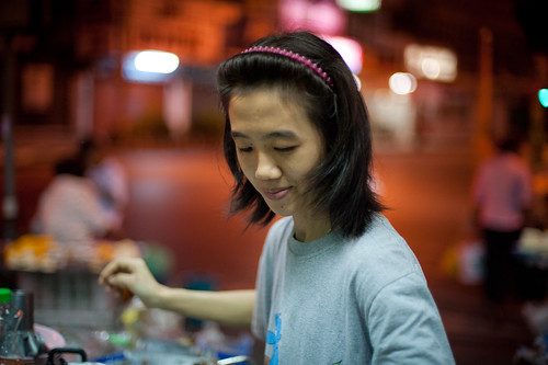 Bangkok Street Cook | by goingslowly