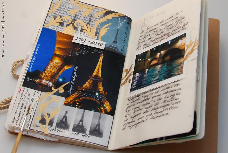 Книга путешествий идеи