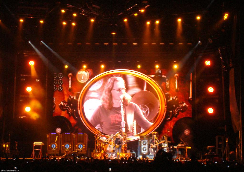 Rush World Tour