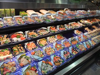 Sushi at Giant Eagle Market District Kingsdale | by swampkitty