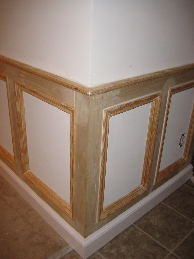 Is Wainscot Painted Like Trim Color