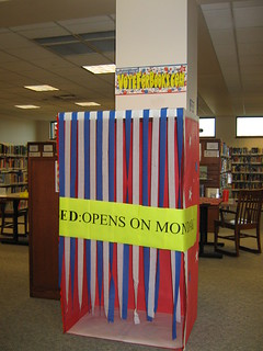 Voting Booth | by Grayslake Library