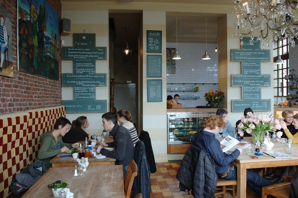 Restaurant \'De Eetkamer\', Antwerp©Stefan Jacobs | Copyright … | Flickr
