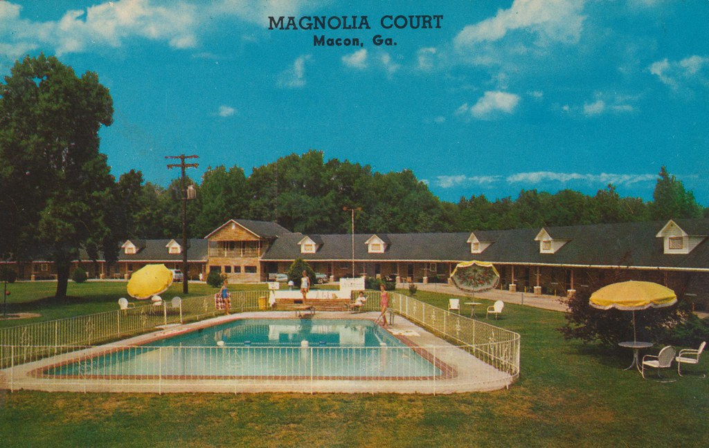 Magnolia Court - Macon, Georgia