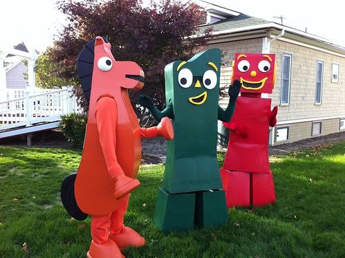 Gumby Halloween Costume Gumby Adventures Halloween