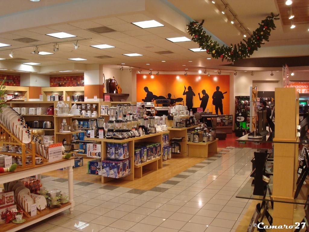 Centro comercial metrocentro san salvador almacenes siman flickr - Almacenes san carlos ...