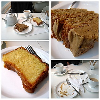 Manna Tea Room Portsmouth