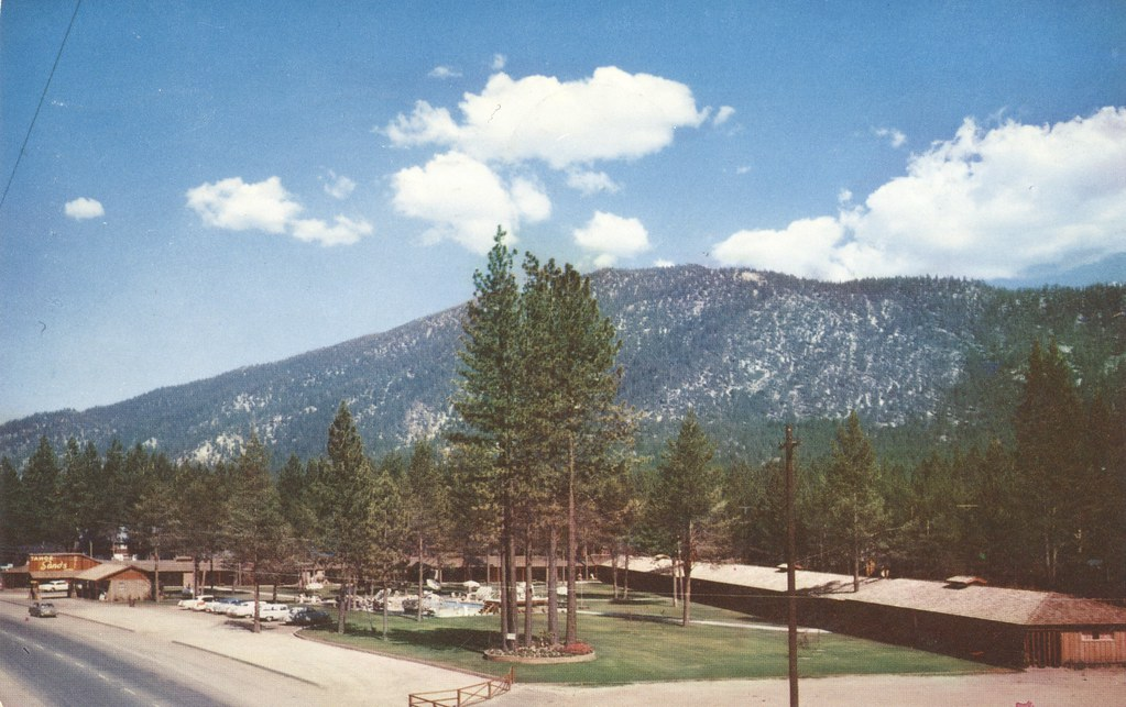 Tahoe Sands Motel - Lake Tahoe, Bijou, California