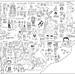 mapa mental en ocurrencias