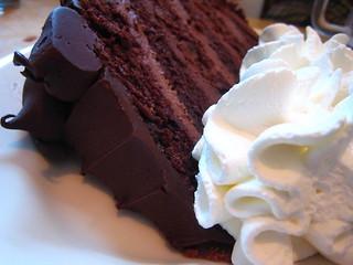 Chocolate Tower Truffle Cake Calories
