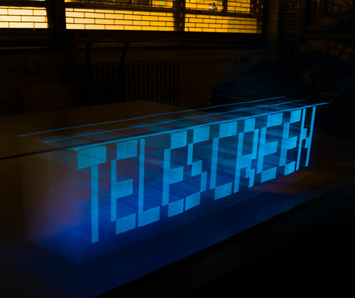 Day 296: telescreen | by Toastwife