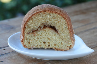 Snickerdoodle Bundt - I Like Big Bundts | by Food Librarian