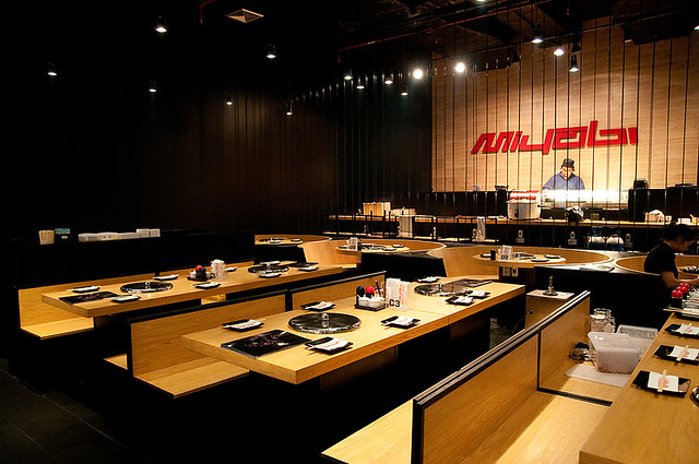 ิ อาหาร ญี่ปุ่น miyabi japanese bbq buffet
