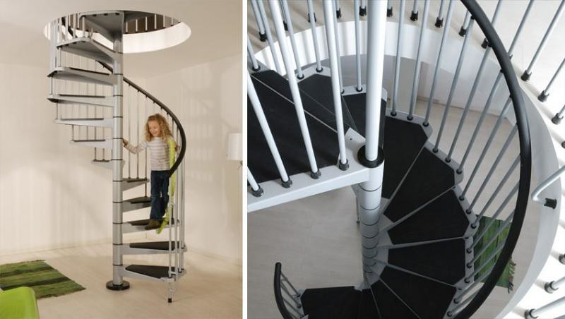 ... Civik Kit Spiral Stair Arke 2 | By Staircase Warehouse
