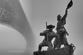 The Return (Lewis, Clark, and Seaman) | by Ben at St. Louis Energized