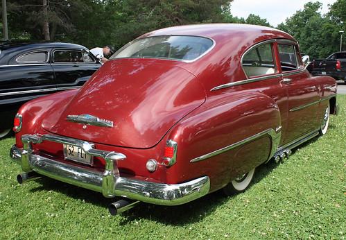 1952 chevrolet fleetline deluxe 2 door fastback 14 of 15 for 1952 chevy deluxe 2 door