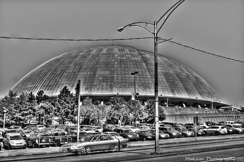 R.I.P. Civic Arena | by Bill Maksim Photography