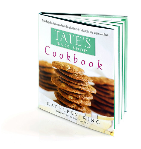 Tate's Bake Shop Cookbook Giveaway! | by CinnamonKitchn