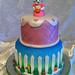 Princess Ruby Cake