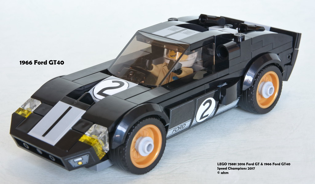 Lego   Ford Gt  Ford Gt By Katanaz