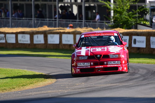 Alfa Romeo 155 V6 TI DTM, Goodwood Festival of Speed 2017