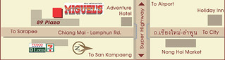 Map-to-Miguels-Chiangmai | by Lanna Info Media