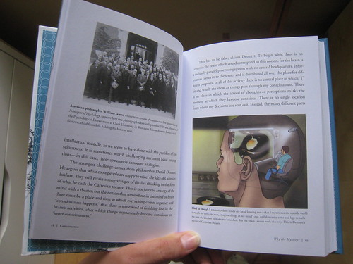 Cartesian Theater illustration published in a book!