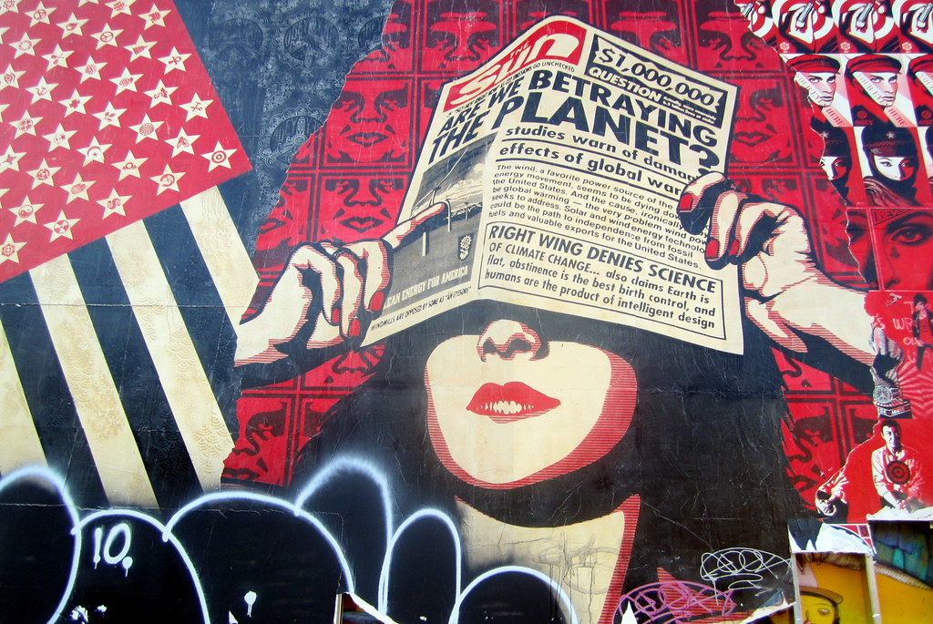 nyc - east village  bowery mural