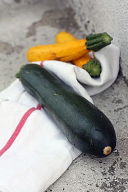 zucchini | by David Lebovitz