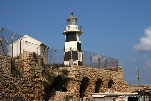 Akko Lighthouse #2 | by WildernessCat