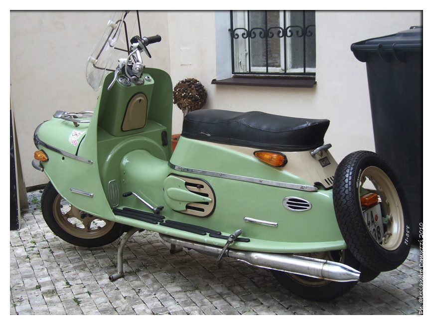 Old Scooter Alessandro Comuzzi Flickr