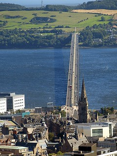 Tay Bridge Dundee and Fife | by gordon2208