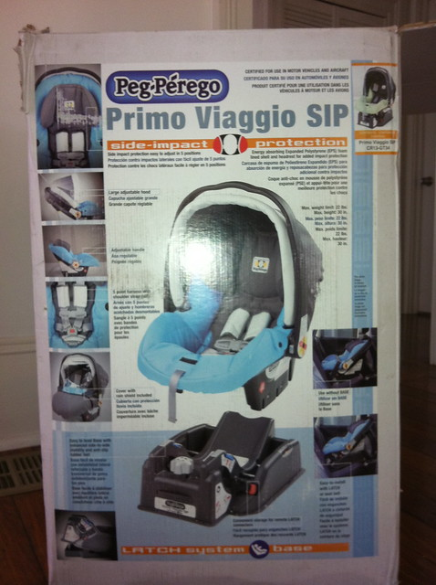 Peg Perego Car Seat Stage  Weight