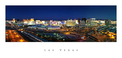 Vegas Panorama with iPhone 4 | by Craig Thoburn