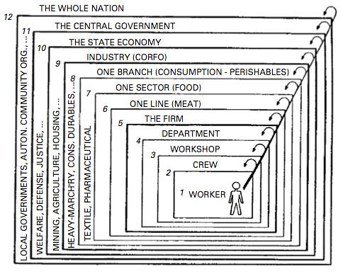 Viable System Model Vsm Vsm Is A Model Of The
