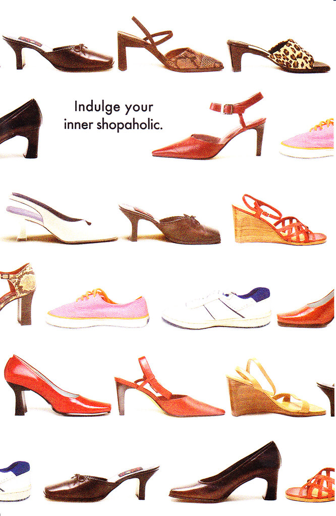Birthday Card Shoes Inside Happy Birthday With Style Ten Flickr