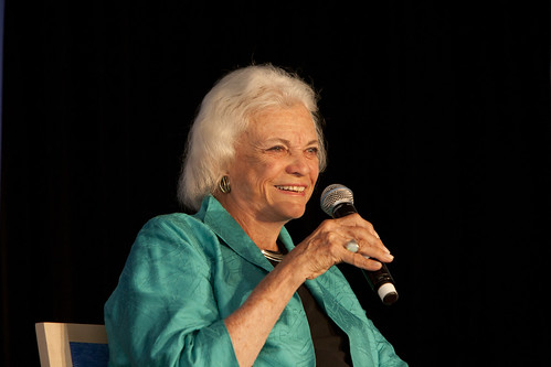 McCloskey Speaker Series: Justice Sandra Day O'Connor | by The Aspen Institute