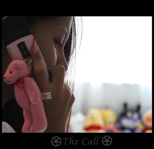 The Call | by ╰⊰✿me_tenshi✿⊱╮[busy]