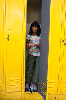 Qiqi Locker Grand Rapids Montessori Open House September 16, 201013 | by stevendepolo