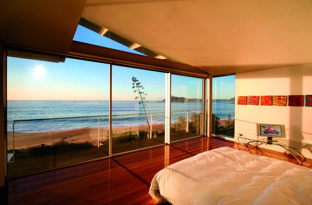 Viridian energy efficient window beach viridian glass for Energy efficient glass windows