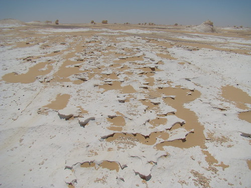 Microyardangs - White Desert (Egipto) - 01