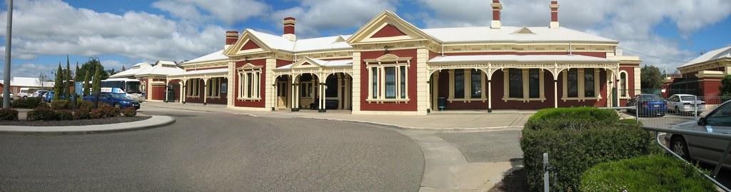 Wagga Railway Station