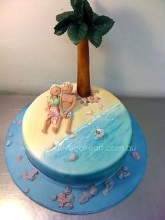 Image Of Engement Cake