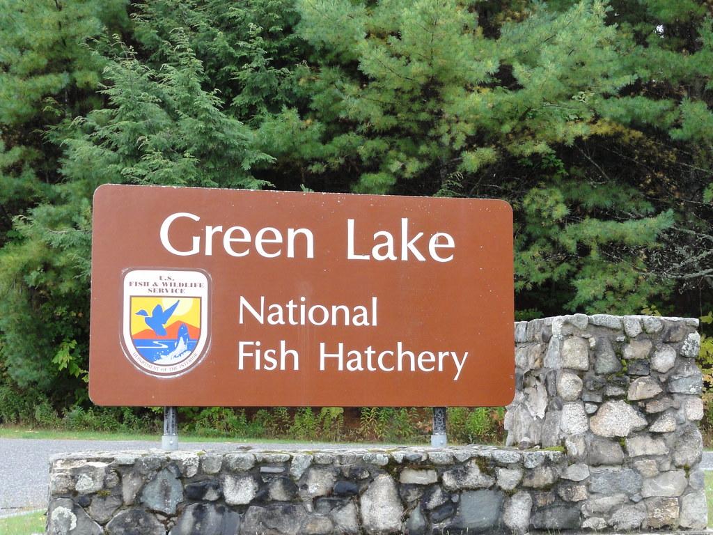 Green Lake National Fish Hatchery We Visit A National