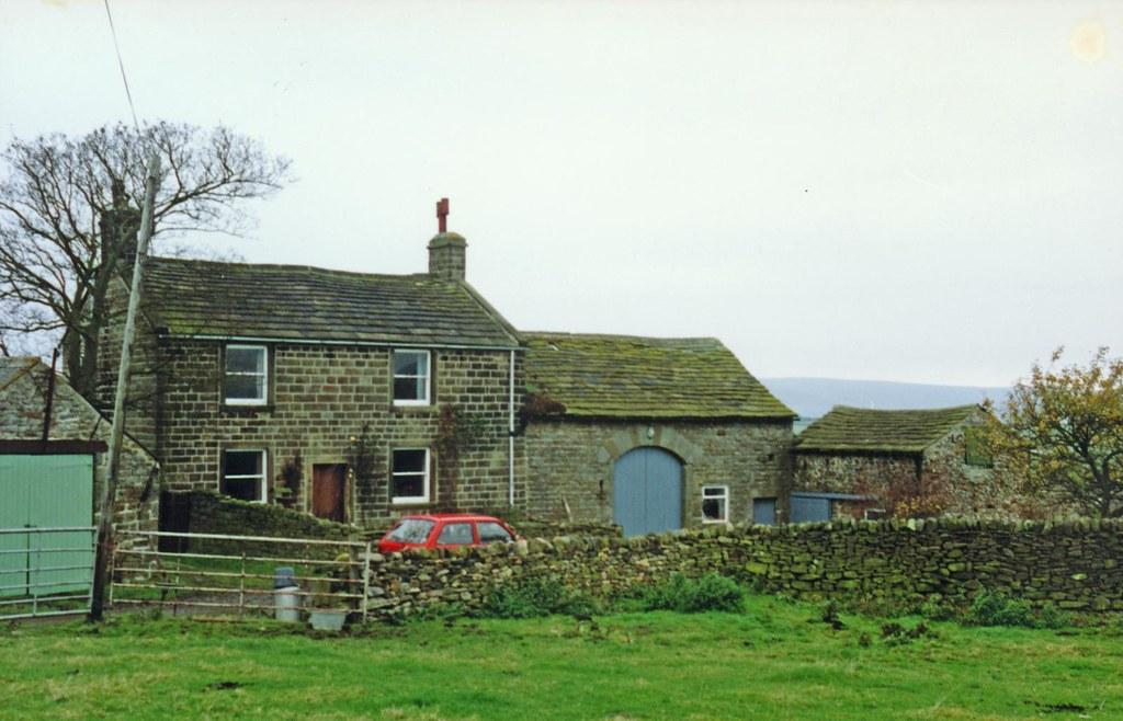 Hart House Farm 1992 11 Addingham West Yorkshire Flickr
