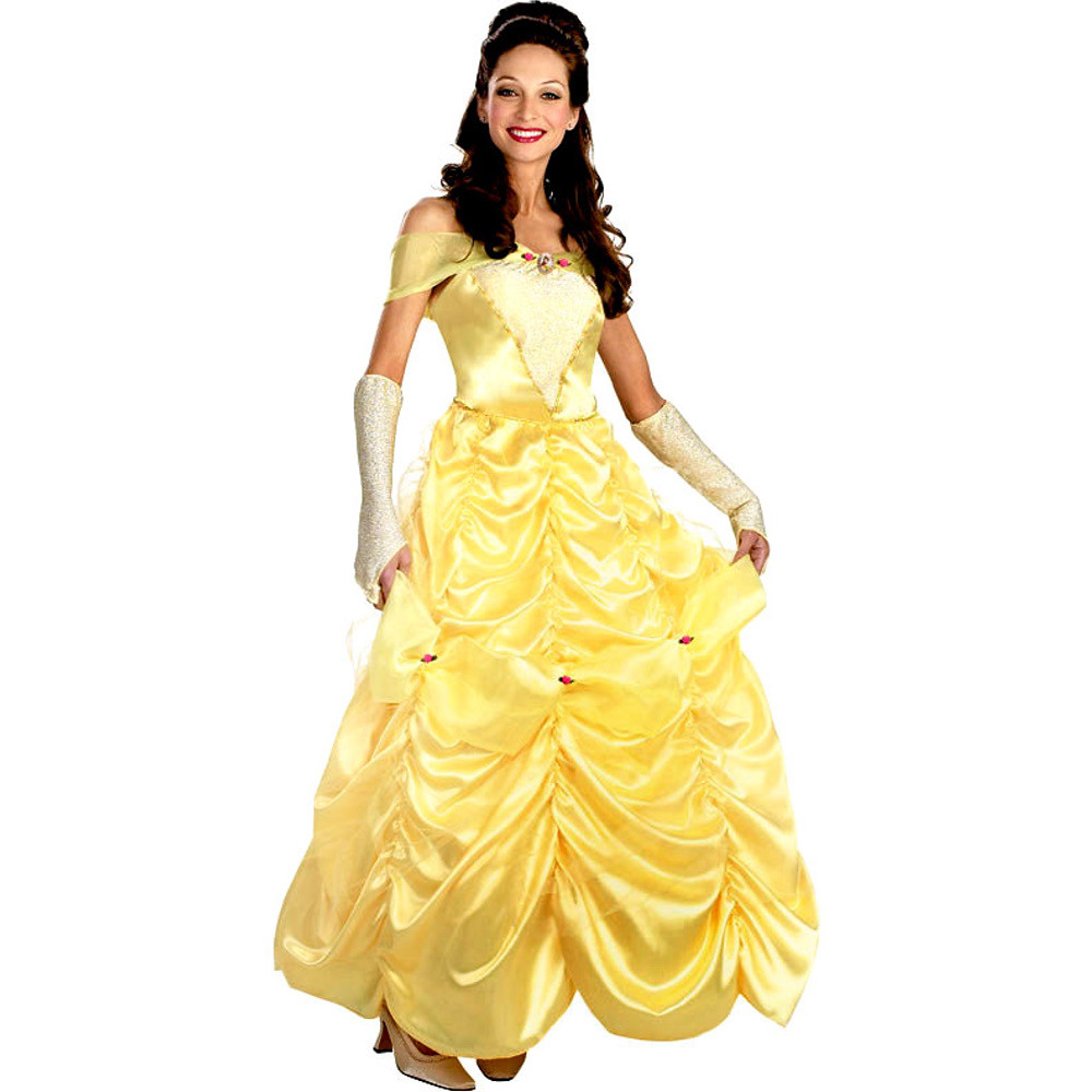 disney adult belle