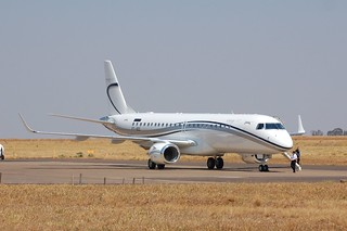 Embraer Lineage 1000 PT-SDD | by Jon Ostrower