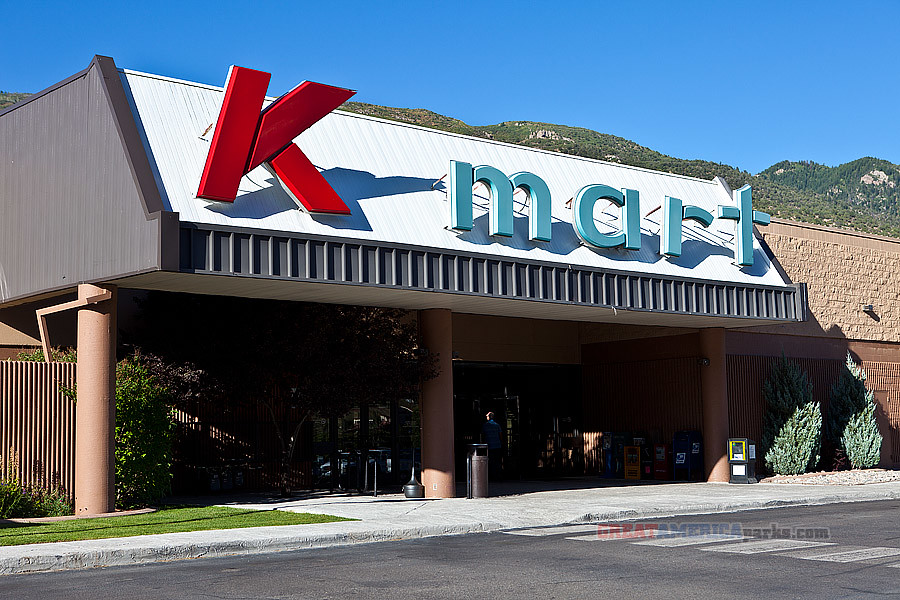 Vintage kmart sign very few examples of this sign remain i flickr vintage kmart sign by ezeiza gumiabroncs Images