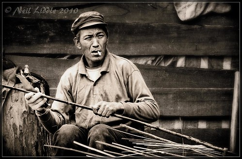 Bamboo craftsman | by NeilsPhotography